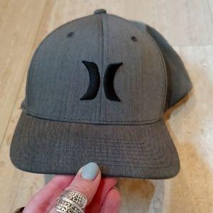 Hurley Charcoal Gray Hat